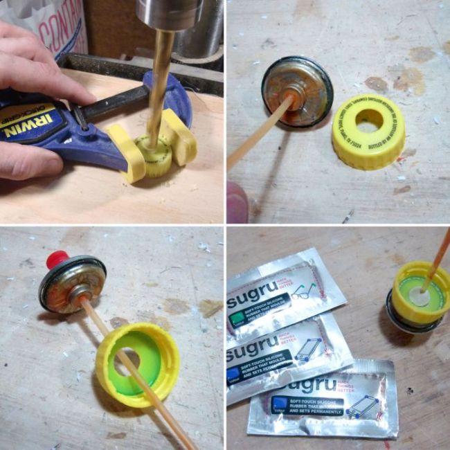 DIY Spray Paint (11 pics)
