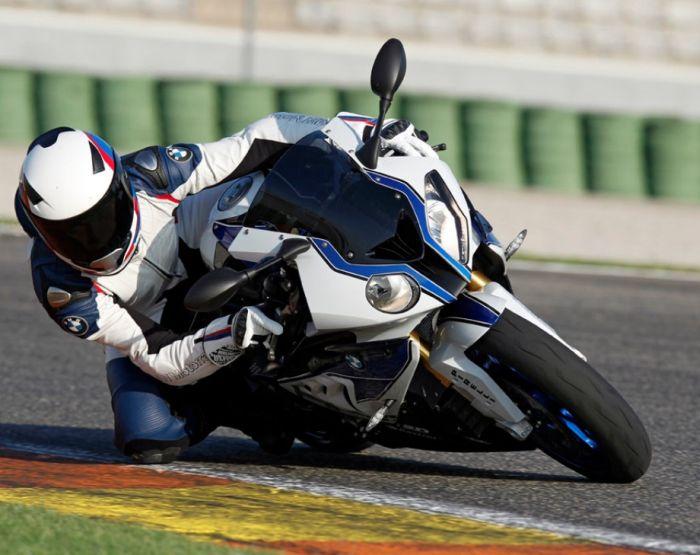Photos of BMW S1000RR HP4 (36 pics)