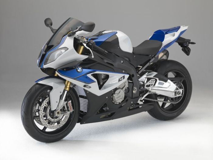 Photos of BMW S1000RR HP4 (36 pics)