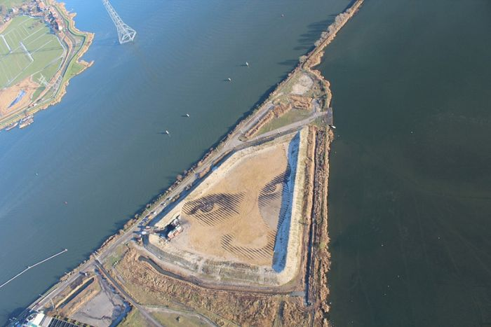One of the World's Largest Portraits (6 pics)