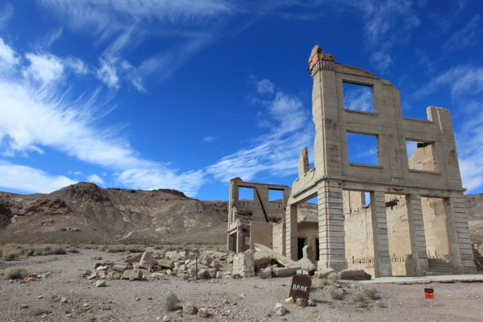 Nevada's Ghost Towns  (19 pics)