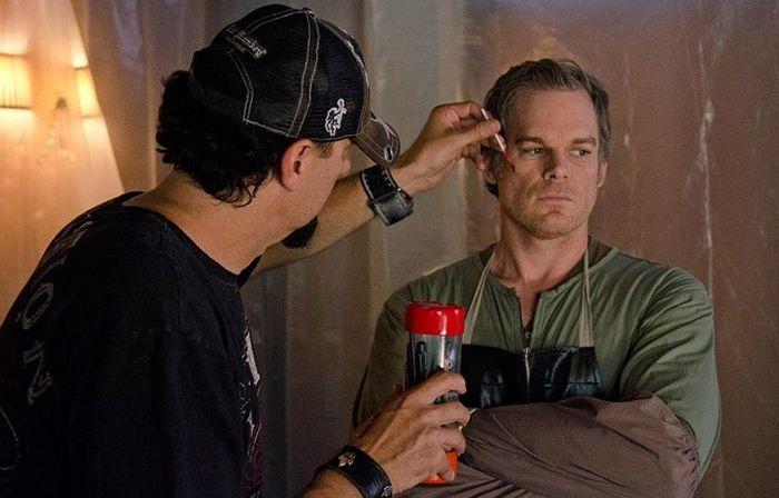 Dexter Behind the Scenes (12 pics)