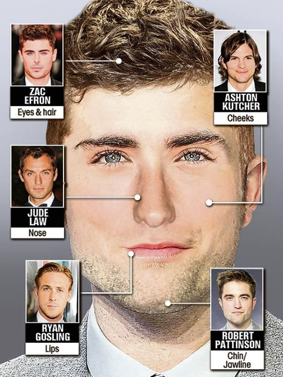 The Dream Faces of 2012 (2 pics)