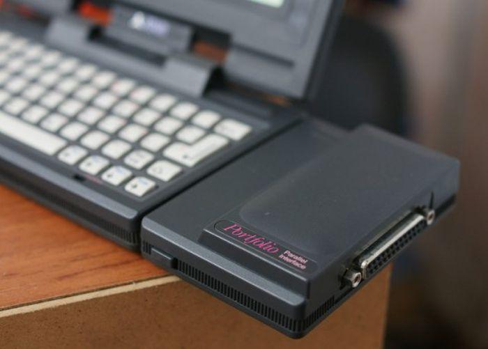 Atari Portfolio (13 pics)