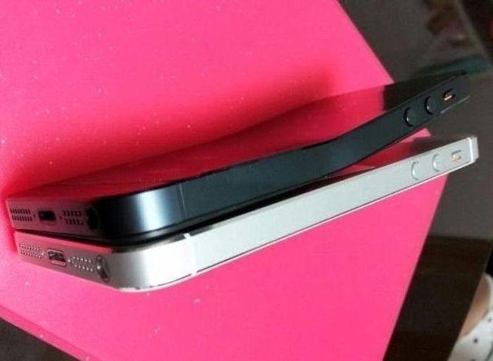 iPhone 5 Can Bent (8 pics)