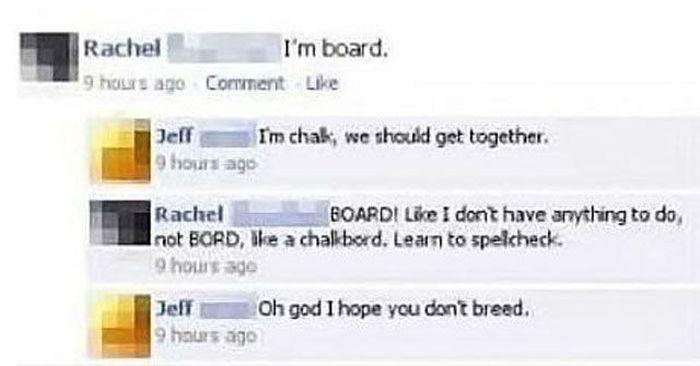 Grammar Fails (18 pics)