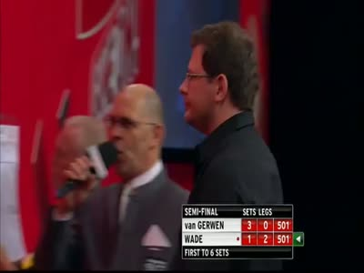 Amazing Darts Skills by Michael van Gerwen
