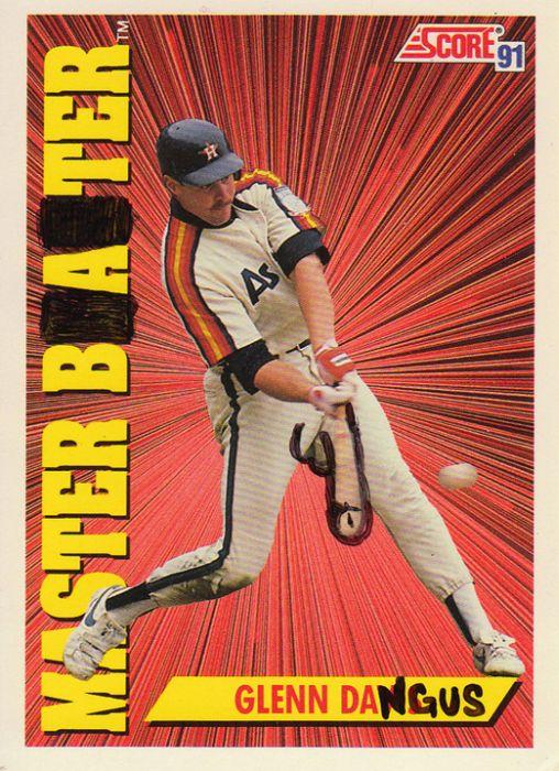 Baseball Card Vandals (50 pics)