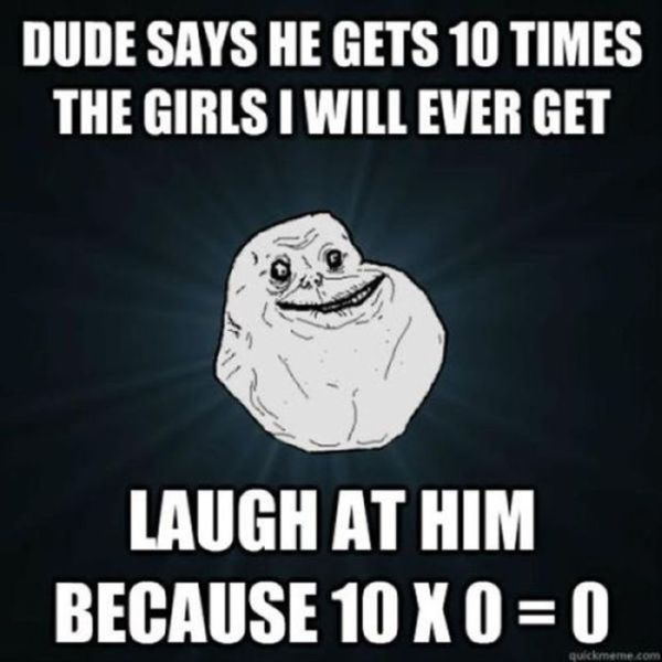 Forever Alone. Part 4 (47 pics)