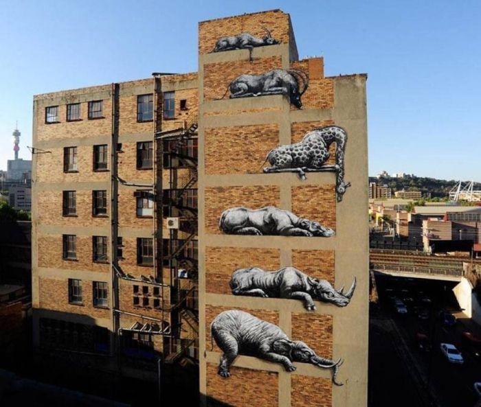 Amazing Street Art (30 pics)