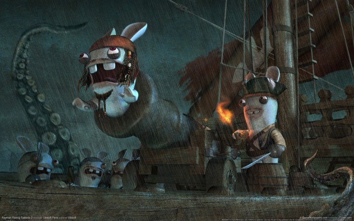 Awesome Game Illustrations. Part 2 (100 pics)