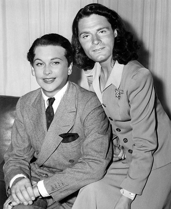 Old Hollywood Face Swap (23 pics)