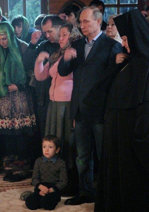 What Did Putin Say? (2 pics)
