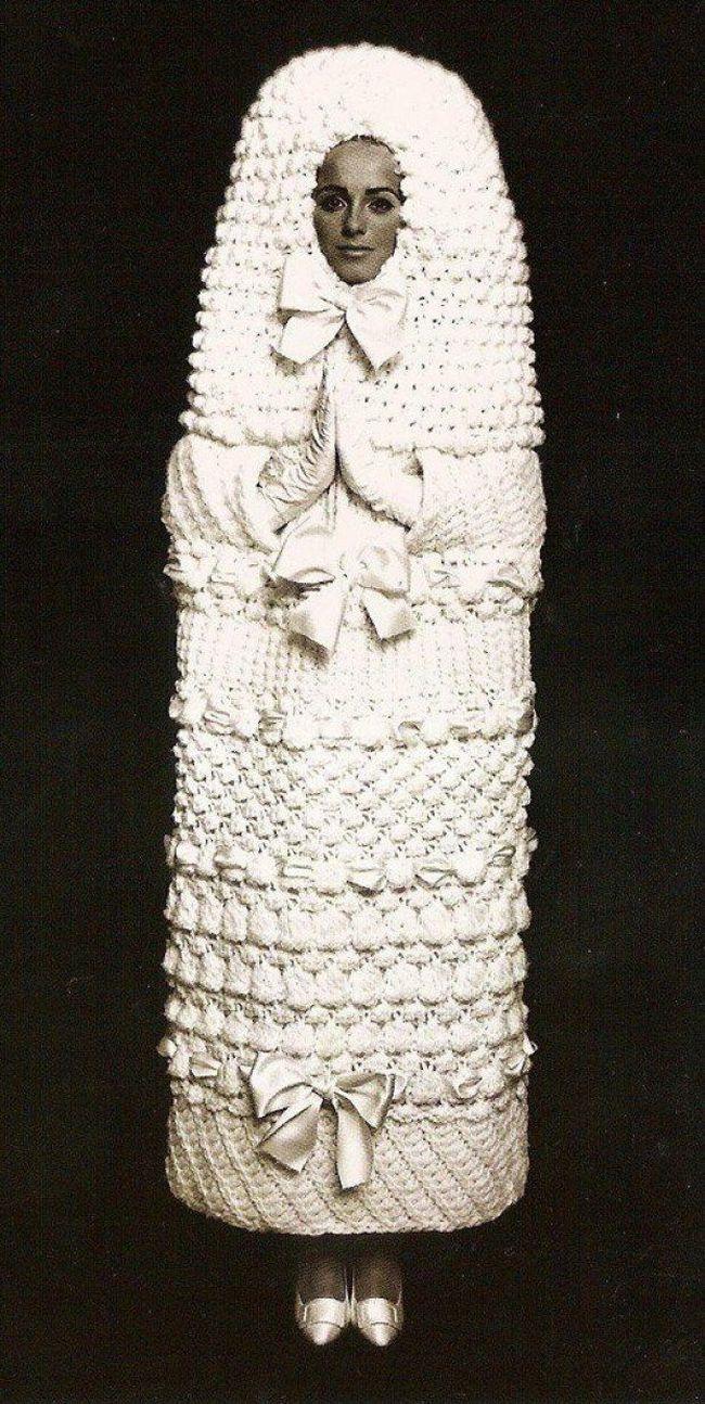 WTF Wedding Dress