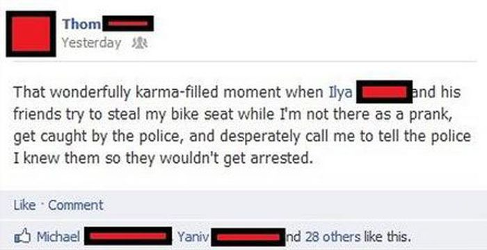This Is What Karma is All About (37 pics)
