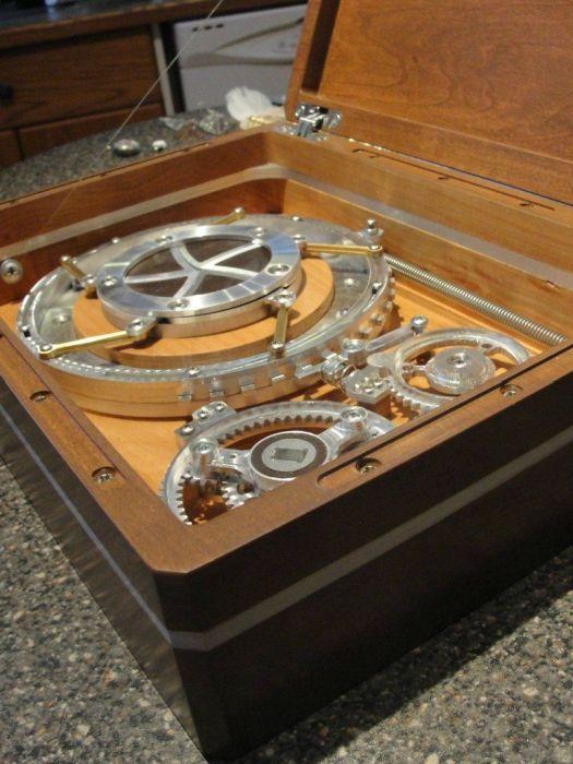Jewelry Box with a Secret (51 pics)