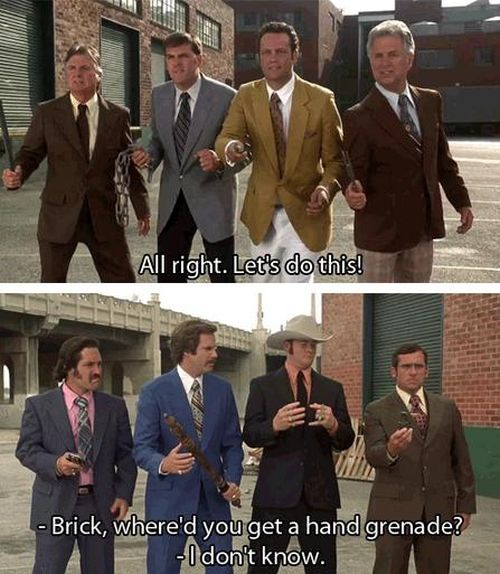 Funny TV and Movie Screencaps. Part 5 (70 pics)