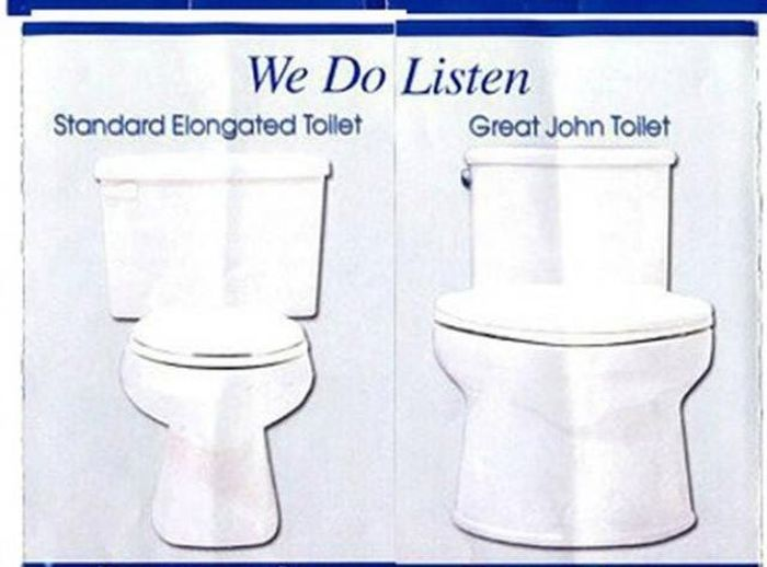 Toilets for Big People (3 pics)