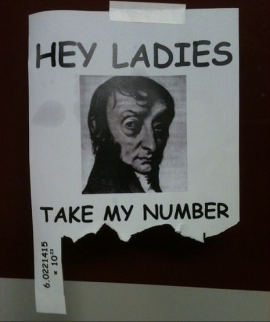 Nerdy Science Jokes. Part 2 (20 pics)