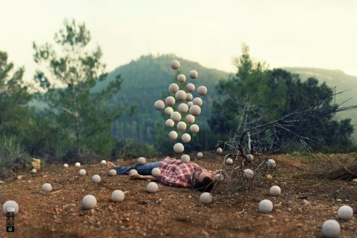 """The """"Surrealistic Pillow"""" Project (28 pics)"""