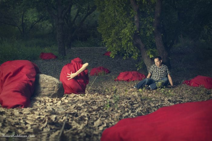 "The ""Surrealistic Pillow"" Project (28 pics)"