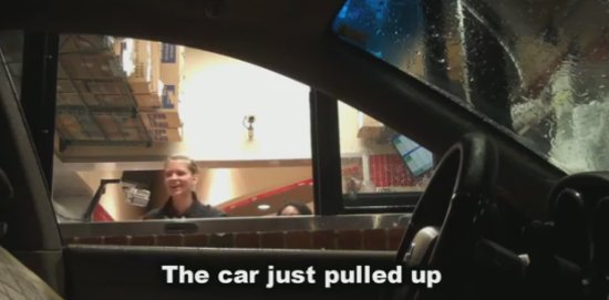 Funny Car Without Driver Prank