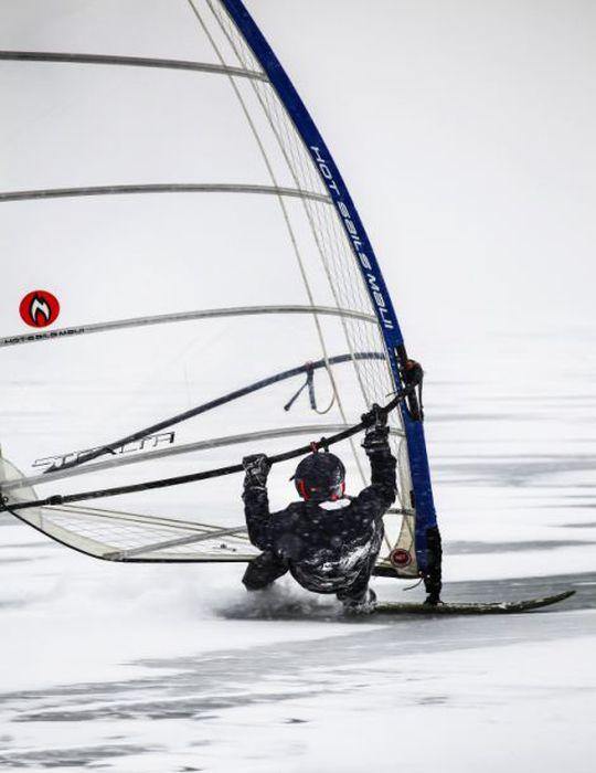 Icesurfing (13 pics)