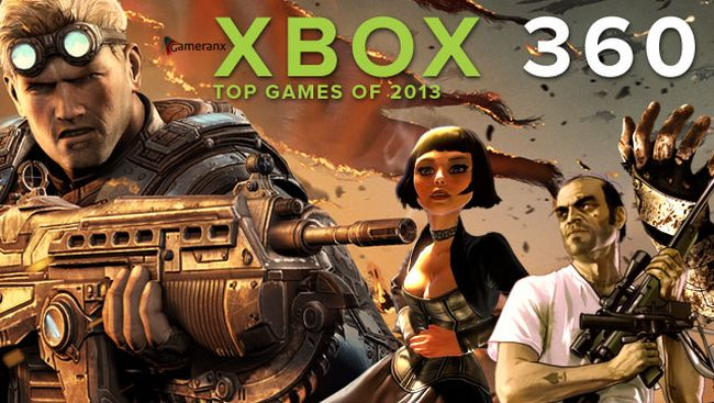 Top 10 Xbox 360 Games of 2013 (10 pics + video)