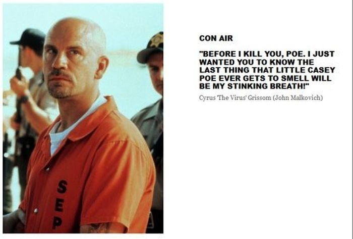 Evil Quotes of Bad Guys (26 pics)