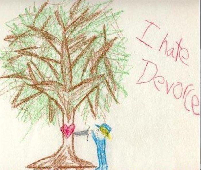 Funny Kids Drawings (27 pics)