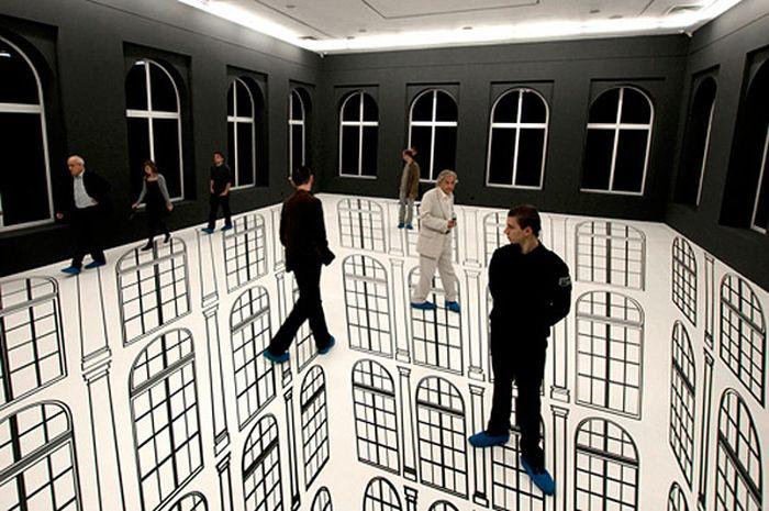 Optical Illusions (40 pics)