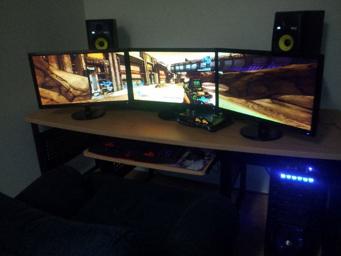 Amazing Battlestations (31 pics)