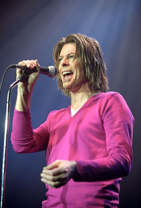 David Bowie Aging Timeline (34 pics)