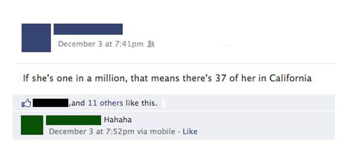 Facebook Fails and Wins (31 pics)