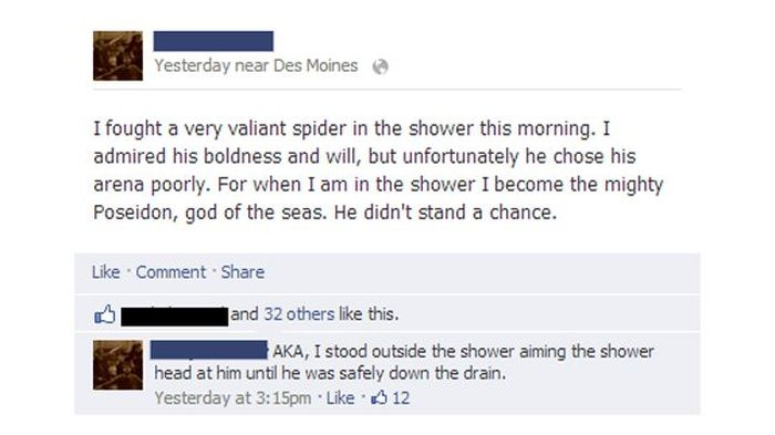 Facebook Fails and Wins (31 pics)