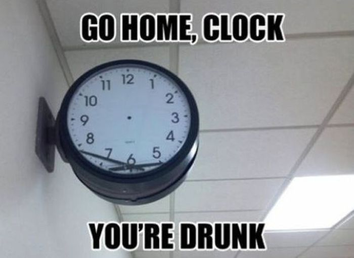 Go Home, You're Drunk (23 pics)