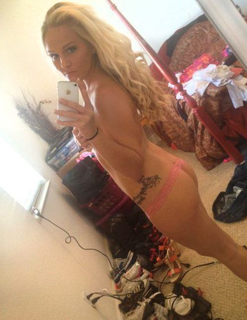 Girls in Mirror Self Shots (36 pics)