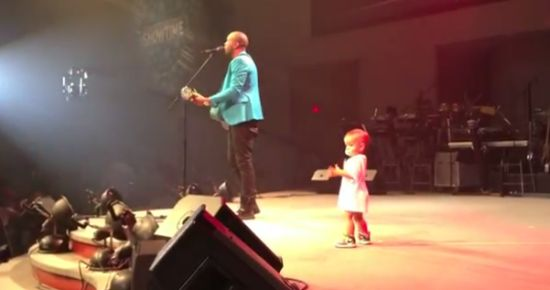 Awesome Dad And Son Band
