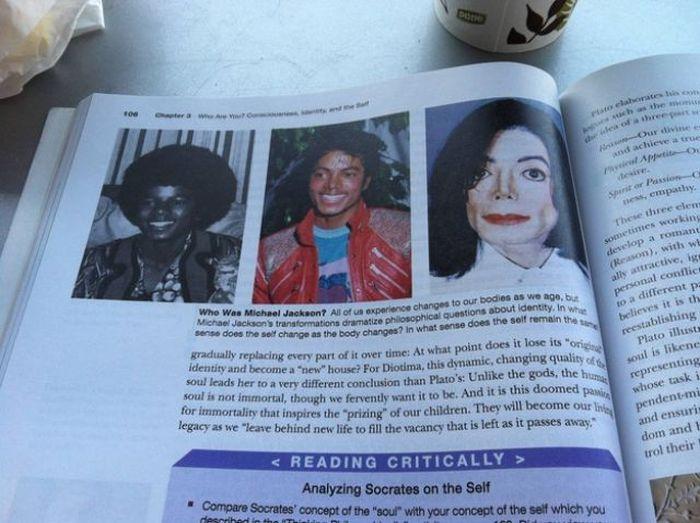 Strange Things In Textbooks (18 pics)