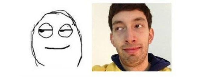 Rage Faces Guy (36 pic)