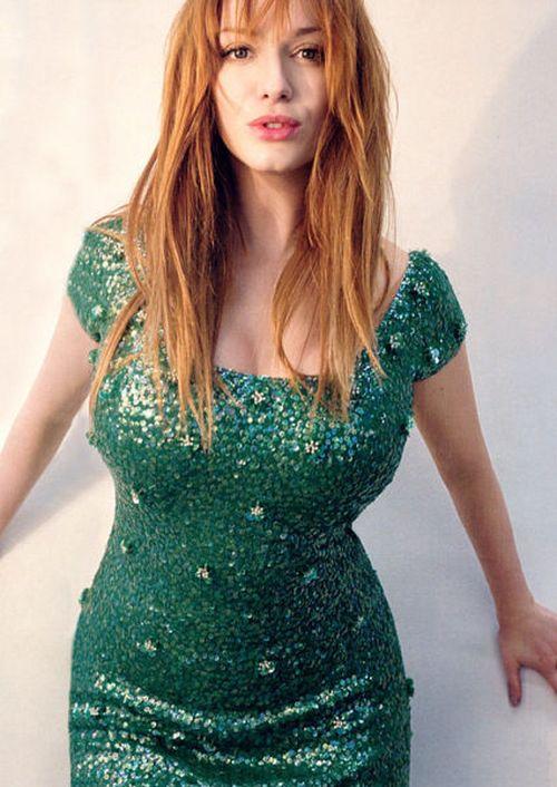 Photos of Christina Hendricks (39 pics)
