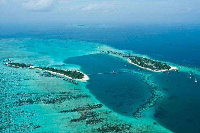 Conrad Maldives Rangali Island Hotel (28 pics)