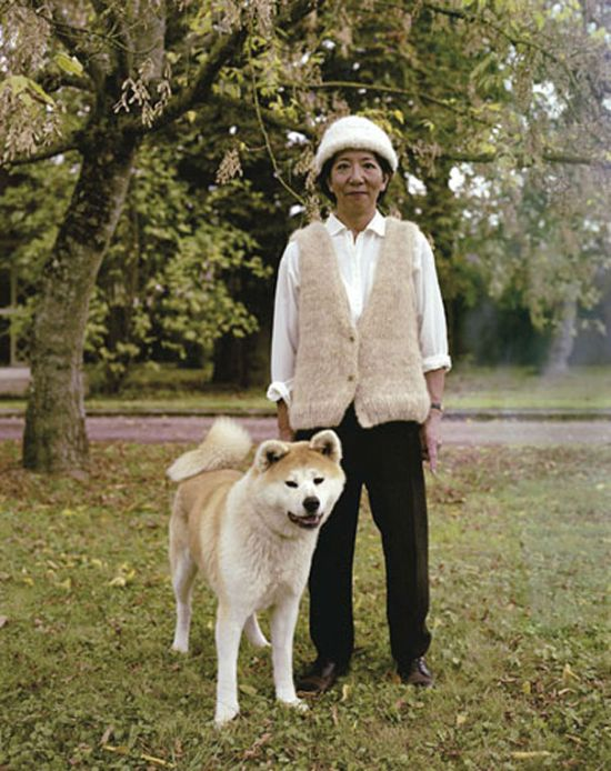 People Wearing Clothes Made From Their Dog's Fur (9 pics)
