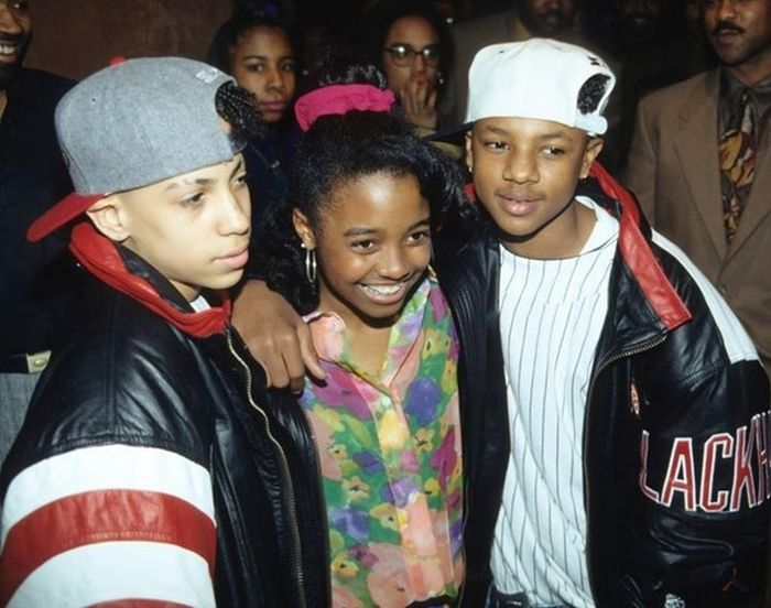 Kris Kross Then and Now (10 pics)