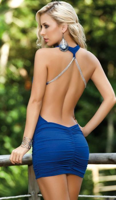 Pretty Girls in Tight Dresses (50 pics)