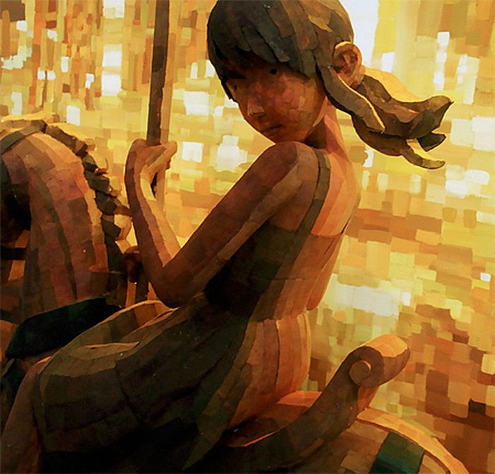 3D Paintings by Shintaro Ohata (20 pics)