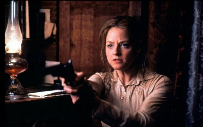 Jodie Foster Aging Timeline (20 pics)