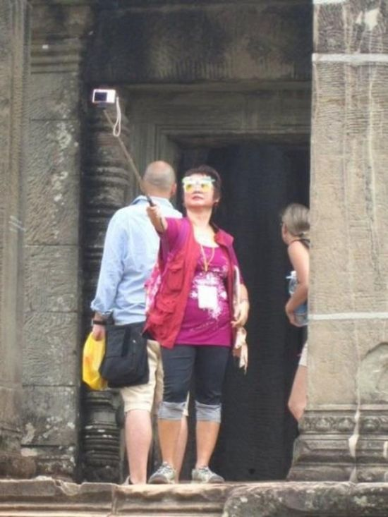 Funny and Really Bad Self Shots (44 pics)