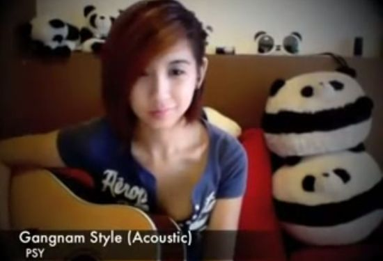 Amazing Guitar 'PSY Gangnam Style' Cover