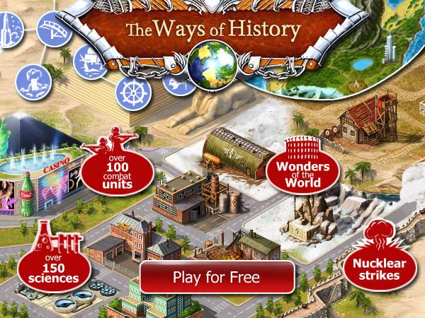 Build your Civilization Online